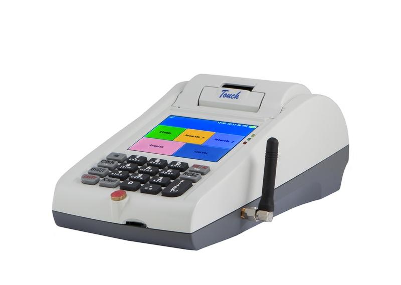Fiscal Online pénztárgép