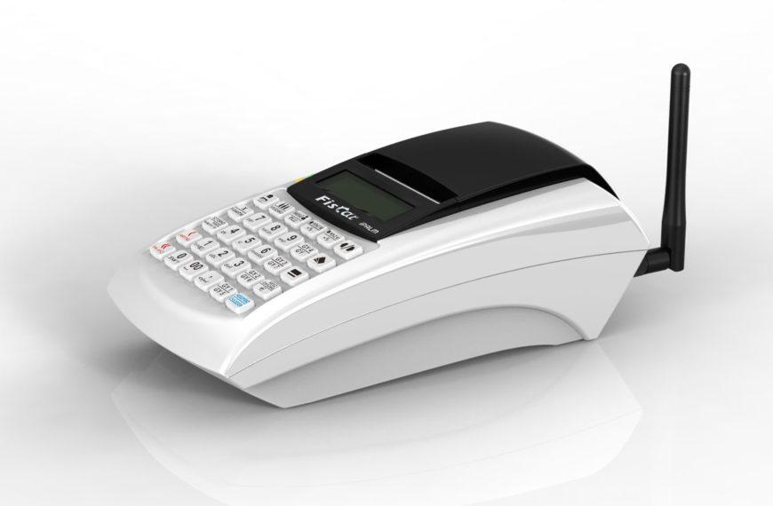 Fiscat iPalm+GPS TAXIs online pénztárgép