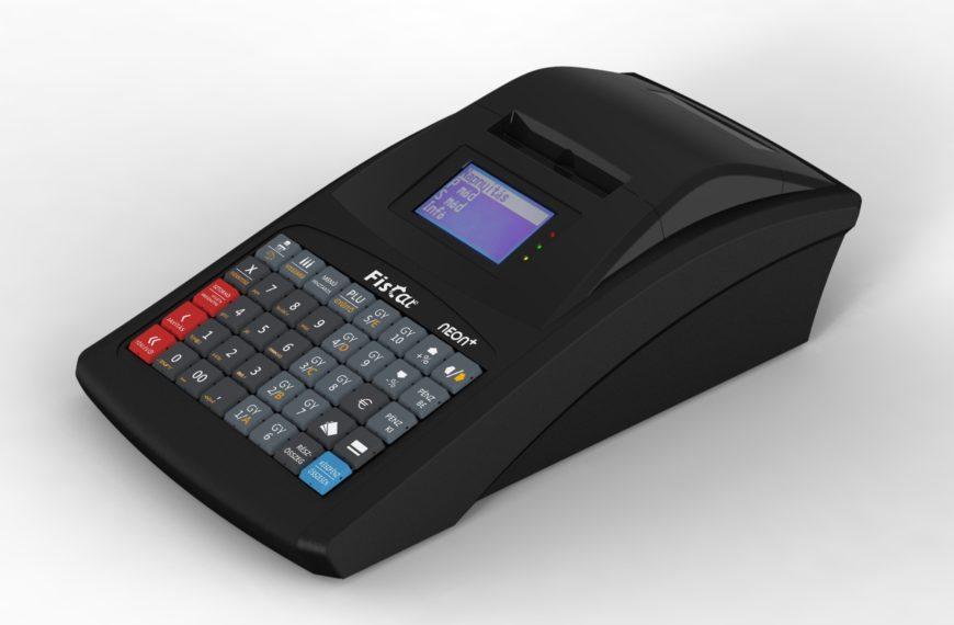 Fiscat Neon+WiFi online pénztárgép