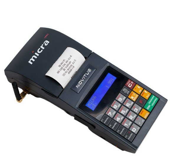Nano M pénztárgép
