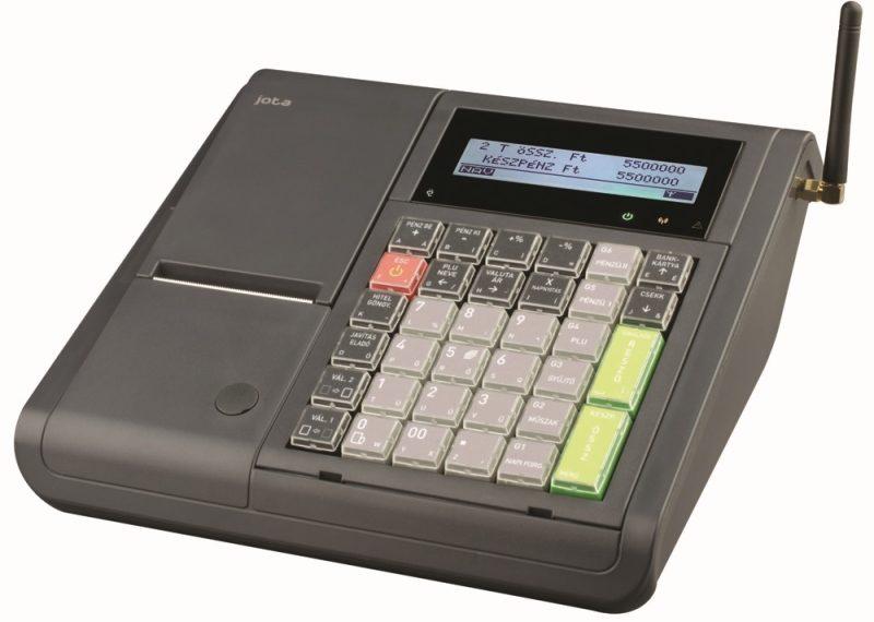 Montel Jota H pénztárgép