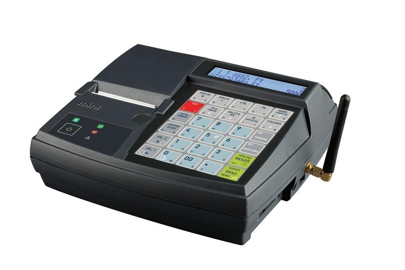 Montel Mini H pénztárgép
