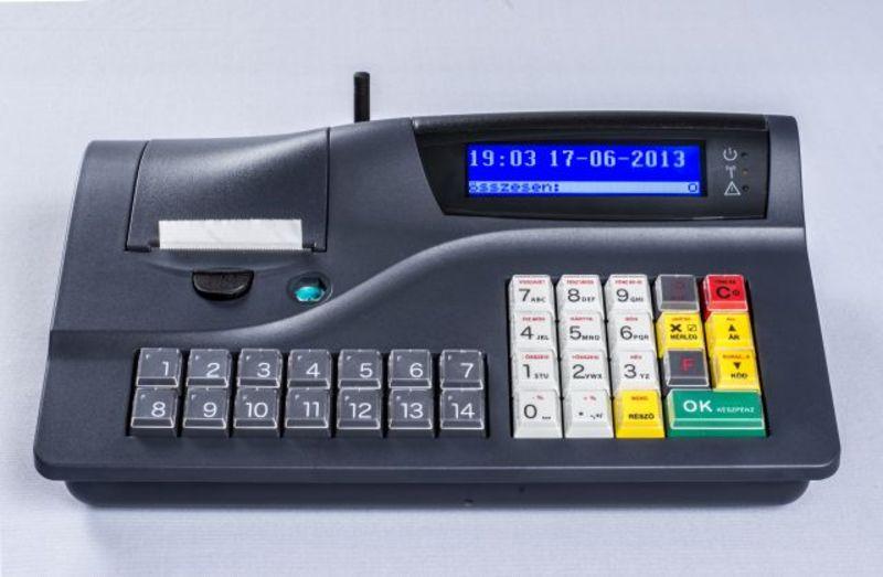 Montel Sento H pénztárgép
